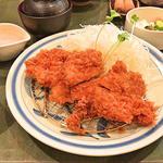 特撰ヒレかつ定食 120g