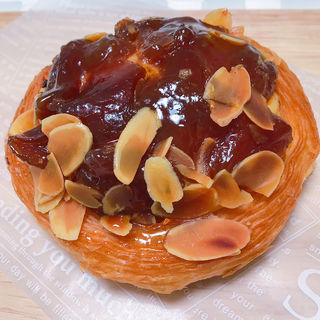 黒蜜りんごクロワッサン(たま木亭 )