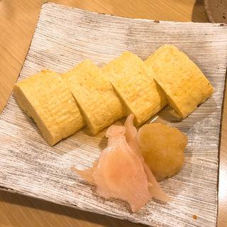 だし巻き卵焼き(すぎ乃 麻布十番 (Sugino Azabujuban))