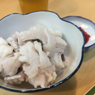 ハモ湯引き(いなさ寿司 )