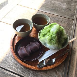 赤福氷(赤福 五十鈴川店 )