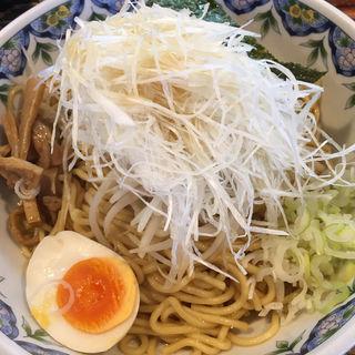 ネギ油麺(江川亭 三鷹大沢店 (えがわてい))