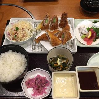 豚のミルフィーユカツ(和食さと 吹田岸部店 )