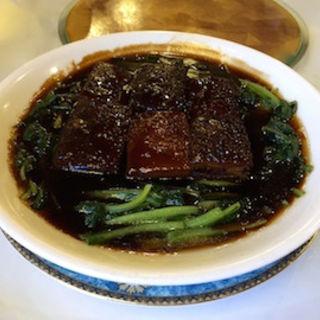 東坡肉(トンポウロウ)(聘珍楼 横浜本店)