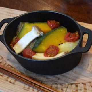 お野菜のココット焼き(ビストロミルプランタン)
