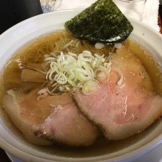 昔懐かしのらぁめん(麺処 倖佳)