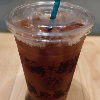 プランテーションアイスティー(L)(ホノルルコーヒー KITTE博多店)