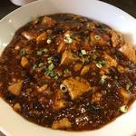 麻婆豆腐麺(チャイナダイニング 劉)