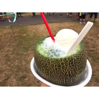 メロンまるごとクリームソーダ 限定5個(酒趣 (しゅしゅ))