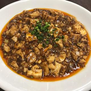 四川麻婆豆腐(とだや)