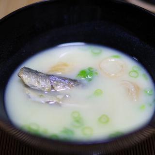 鮎の白味噌仕立て(割烹 美加登家 本店 (みかどや))