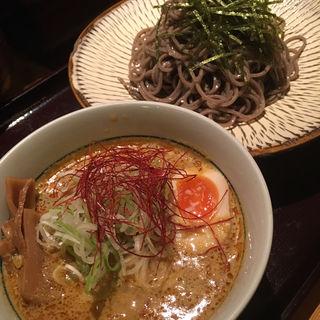 カレーつけ蕎麦(つけ蕎麦安土 高田馬場本店 (あづち))