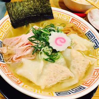 猫舌ワンタン麺(清流 )