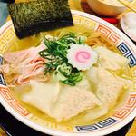 猫舌ワンタン麺