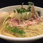 真鯛冷やしラーメン(麺のようじ 海(SEA))