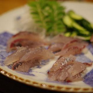 とび魚さしみ(田吾作 )