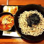 肉つけ(総本家 浪花そば 心斎橋本店 (なにわそば))
