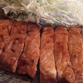 ポークソテー(とんかつ三太 (とんかつ・さんた))