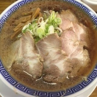 ラーメン(肉増)(ラーメン大河 )