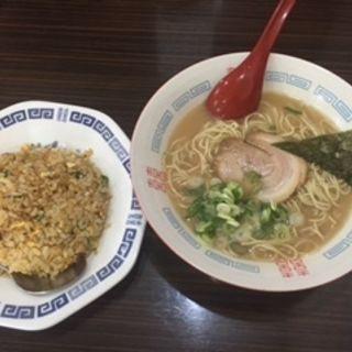 """Aランチ(食""""""""留麺 (グルメン))"""