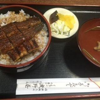うなぎ丼(上)(浅野屋 )