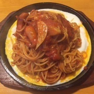 鉄板イタリアン(バンビーナ スパゲティレストラン )