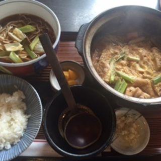 カツ鍋ランチ(天将 )