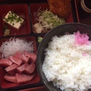 大トロ定食(まぐろ太郎 )