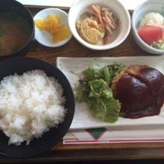 日替りサービスランチ(カドヤ食堂 )
