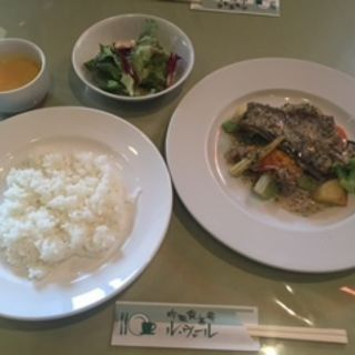 本日の鮮魚料理(ル・ヴェール )