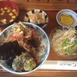 天丼(天ぷら天平 )