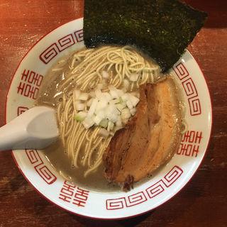 中濃中華ソバ(麺や而今 (じこん))