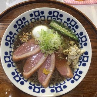 日より 醤油(真鯛らぁー麺 日より)