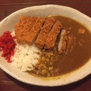 かつカレーライス(カレー小屋 吉 (きち))