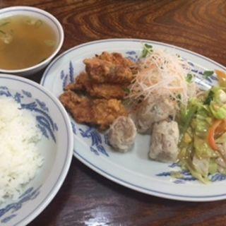 中華定食A(寿明 (じゅみん))