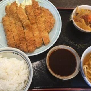 味噌かつ定食(三河屋 )