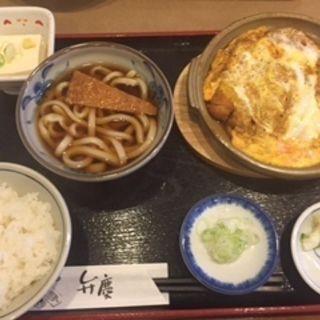 かつ鍋定食(弁慶 )