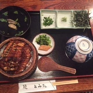 ひつまぶし(鰻 とみた (うなぎ とみた))