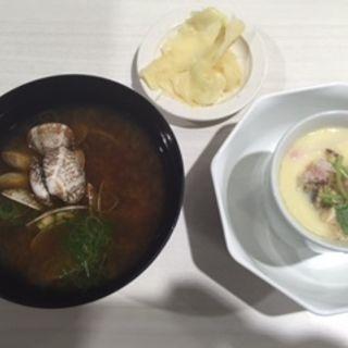 アサリの味噌汁(魚べい 名古屋茶屋店 (ウオベイ))