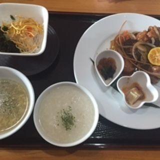 酢豚ランチ(中国厨房 YUAN (ユアン))