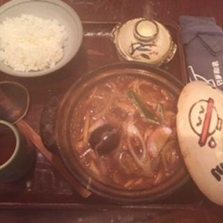 親子味噌煮込み(ミッソーニ )