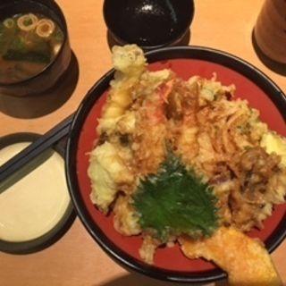 市場上天丼(ふらり寿司 伏見店 )
