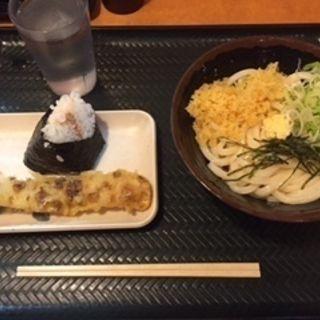 コロうどん(さぬき安べえ 金山店 (さぬきやすべえ))