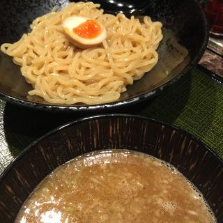 魚介豚骨つけ麺(麺匠 竹虎 新宿店 )