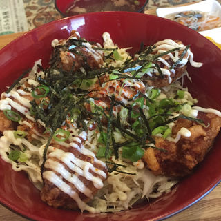 特製とりマヨ丼(たからや )