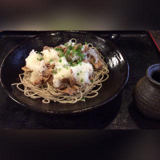 肉おろし蕎麦(味玄 )