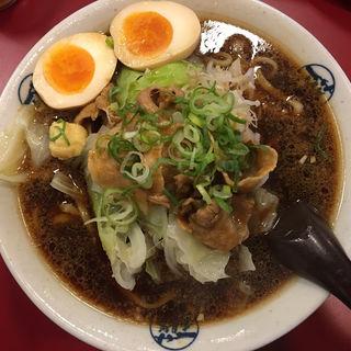 野菜たっぷり生姜ラーメン(藤一番 新栄店 )