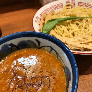 濃厚担々つけ麺(煮干中華そば鈴蘭 中野店 )