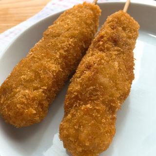 串カツ(肉の横関)
