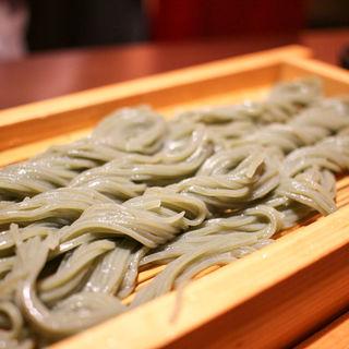 へぎ蕎麦(小)( 蕎麦・鮮魚 個室居酒屋 へぎ蕎麦 村瀬 田町本店 )